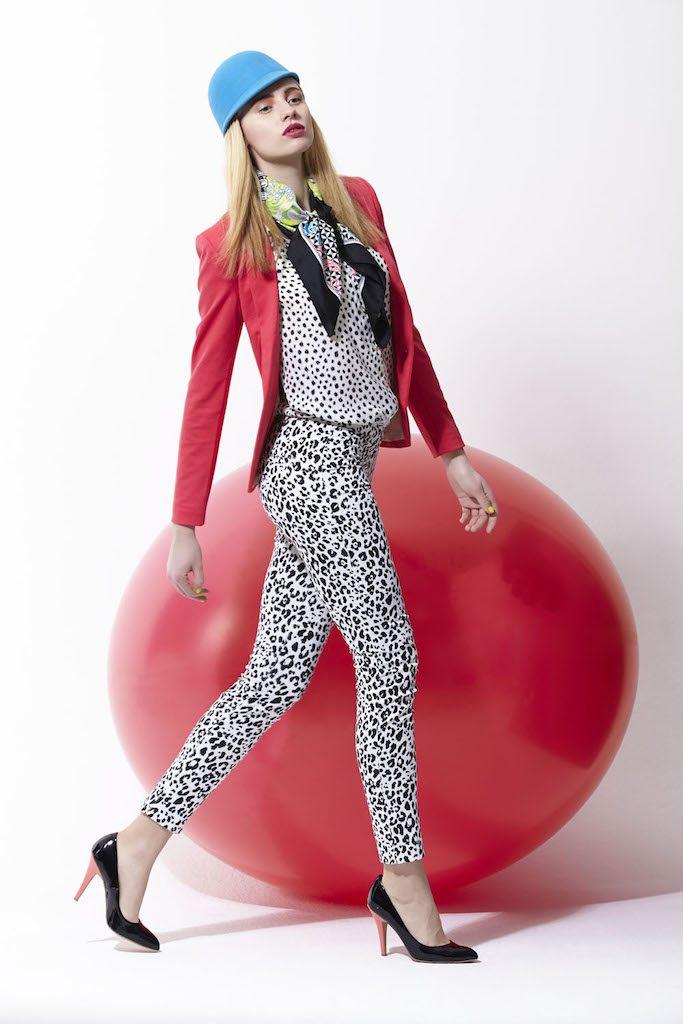 Celine See Fashionmodel german model editorial fotoshooting modebloggerin