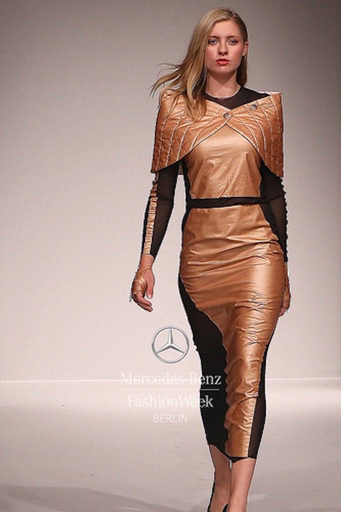 Celine See Mercedes Benz Fashion Week Runway Model Catwal Fashionweek Fashionmodel MBFWB 2