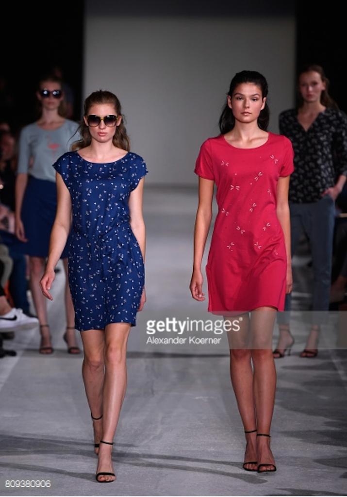 Celine See Mercedes Benz Fashion Week Runway Model Catwal Fashionweek Fashionmodel MBFWB 3