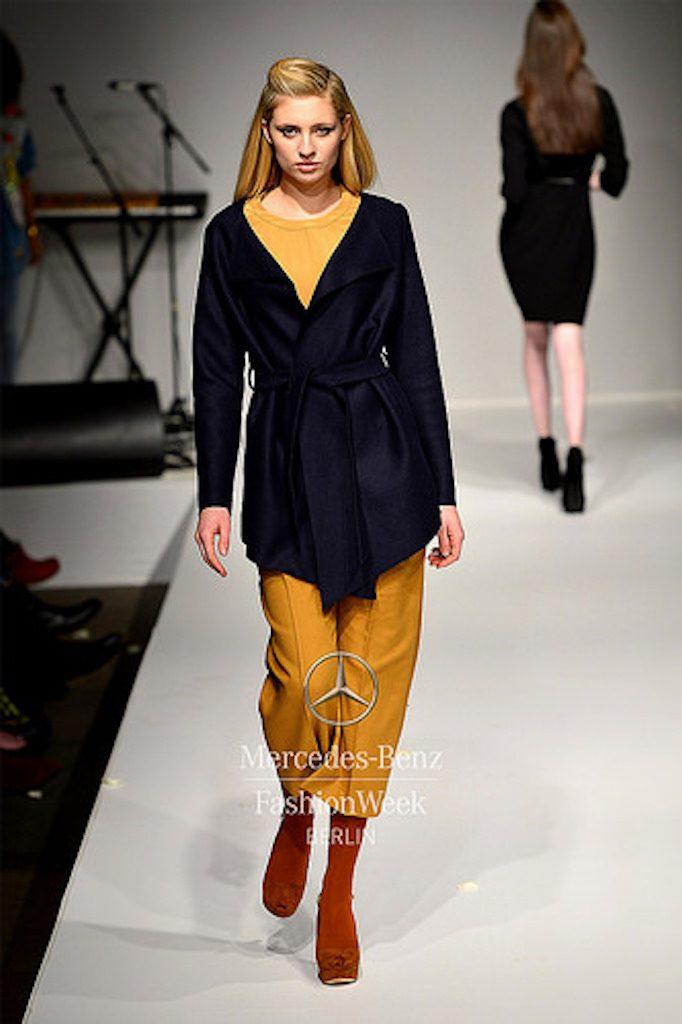 Celine See Mercedes Benz Fashion Week Runway Model Catwal Fashionweek Fashionmodel MBFWB