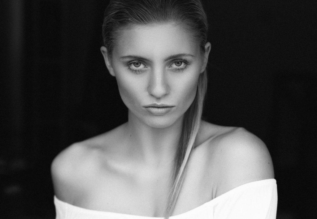 Celine See Porträt Fotomodell Model Onur Alagöz Fotograf