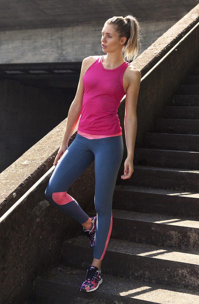 Celine See Sportmodel Actionmodel Fitnessmodel Bloggerin Sportshooting