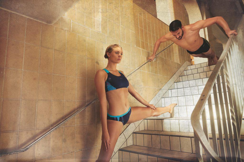 Celine See Sportmodel Intersport Sportslife Magazine Magazin Veröffentlichung professionelles deutsches Model